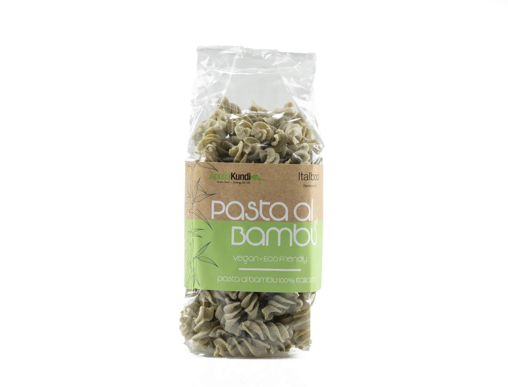 Bamboo pasta